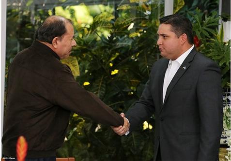 DECLARACIONES DEL PRESIDENTE DE AMCHAM CON RELACIÒN A REUNIÒN CON EL PRESIDENTE DE LA REPÙBLICA