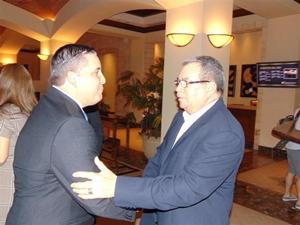 Vicepresidente de la República, invitado de honor en celebración de 40 aniversario de AMCHAM.