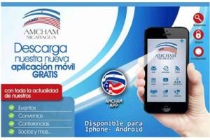 Aplicación AMCHAM Nicaragua