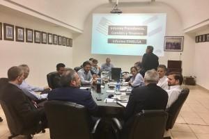 Junta Directiva AmCham Nicaragua recibe a nuevo DCM US Emb Nicaragua Chad Cummins