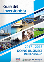 Guía del Inversionista 2017-2018 Doing Business in Nicaragua