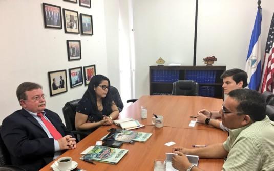 Geo Strategy Partners. Inversión USA  Bienvenida a nuestro nuevo socio ! Somos la plataforma ideal para hacer negocios en Nicaragua !