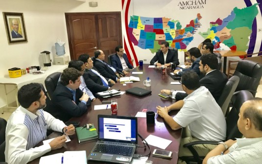 Comité de Inversión & Comercio  promoviendo negocios y facilitación de Comercio.