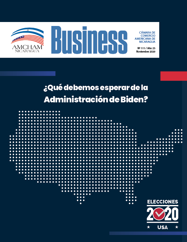 Portada Revista BUSINESS Ed. 111